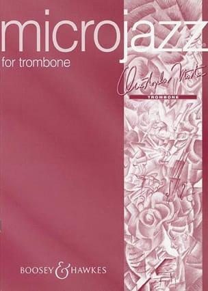 Microjazz For Trombone Christopher Norton Partition laflutedepan