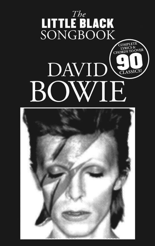 The Little Black Songbook - David Bowie - Partition - laflutedepan.com