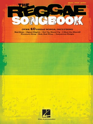 The Reggae Songbook Partition Pop / Rock - laflutedepan