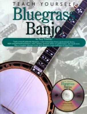 Teach Yourself Bluegrass Banjo - Tony Trischka - laflutedepan.com
