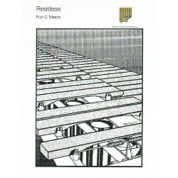 Restless Meara Rich O' Partition Vibraphone - laflutedepan