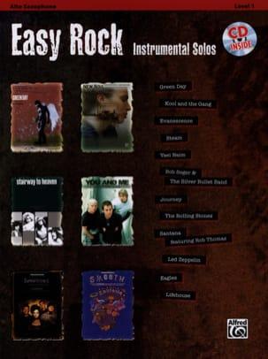 Easy Rock - Instrumental solos Level 1 Partition laflutedepan