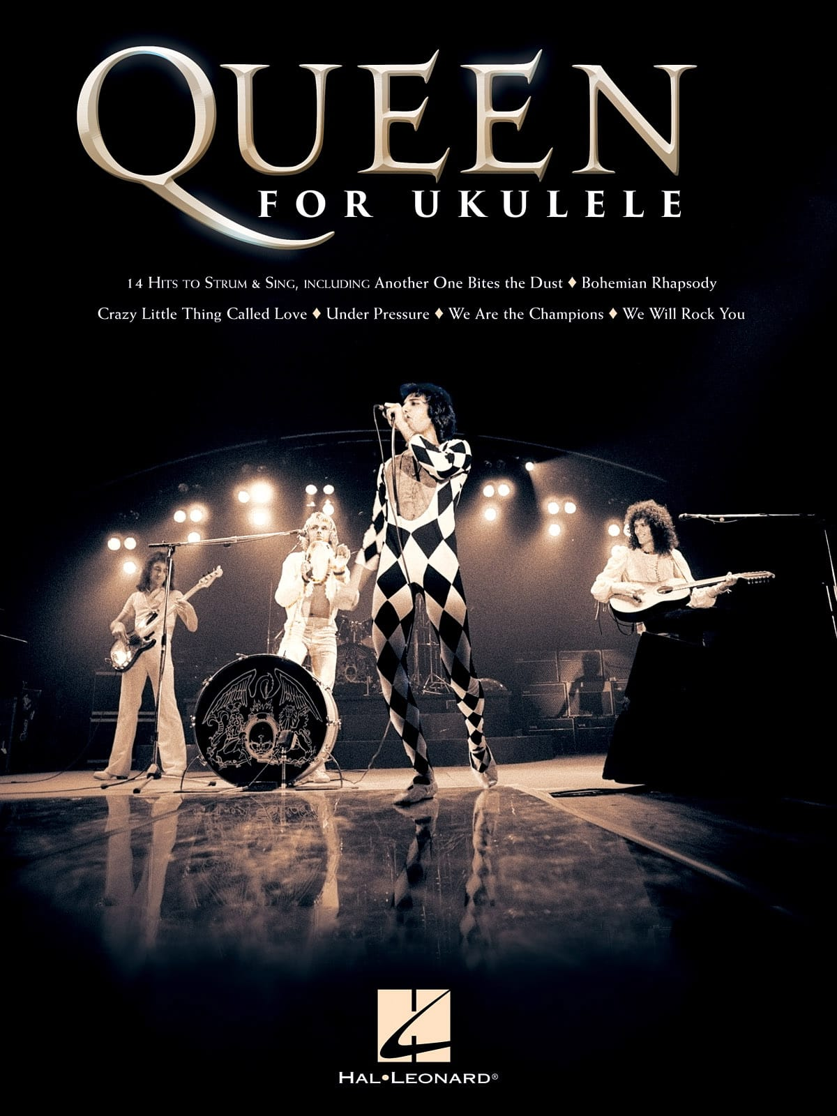 Queen for Ukulele - Queen - Partition - Pop / Rock - laflutedepan.com