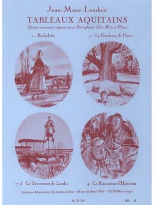 Tableaux Aquitains - le Traverseur de Landes - Volume 3 laflutedepan