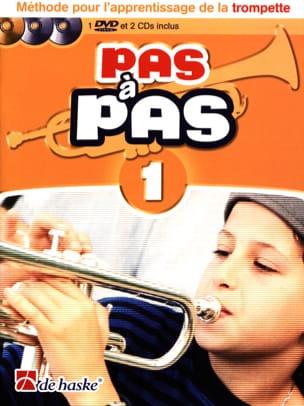 Pas A Pas Volume 1 Jaap Kastelein Partition Trompette - laflutedepan