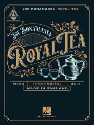 Royal Tea Joe Bonamassa Partition Pop / Rock - laflutedepan