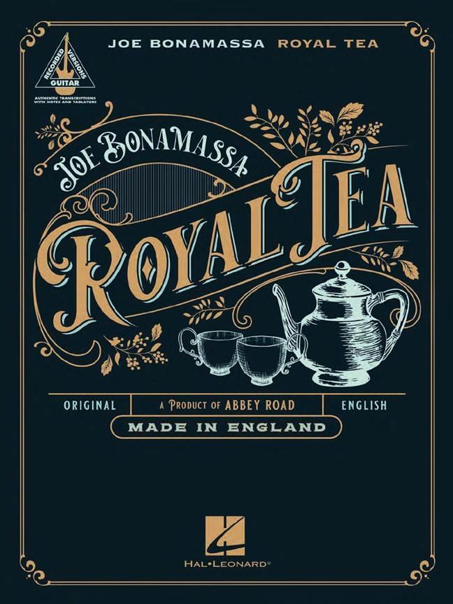 Royal Tea - Joe Bonamassa - Partition - Pop / Rock - laflutedepan.com