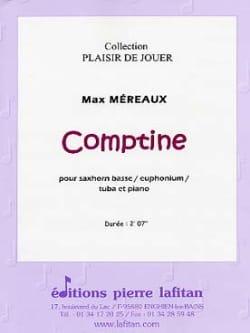 Comptine Max Méreaux Partition Tuba - laflutedepan