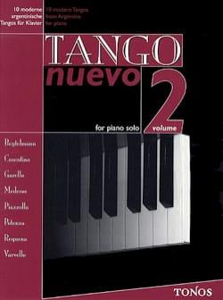 Tango Nuevo - Volume 2 Partition Musique du monde - laflutedepan