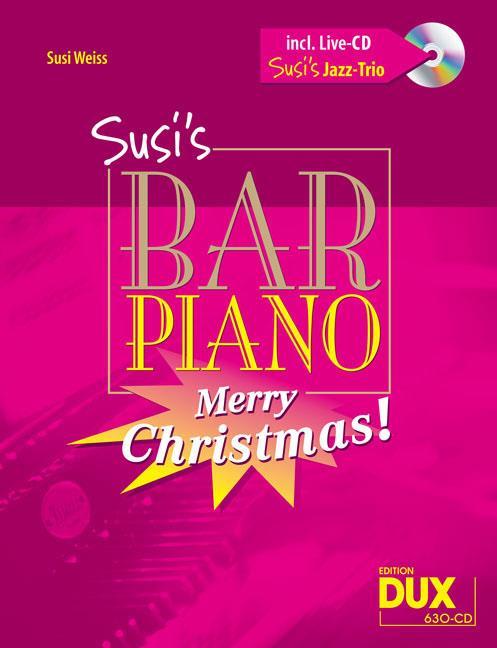 Susis Bar Piano - Merry Christmas - Noël - laflutedepan.com