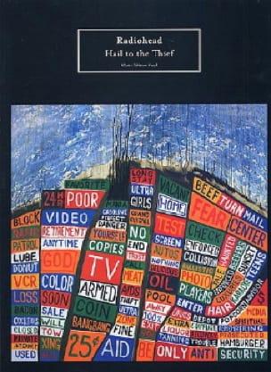 Hail To The Thief - Radiohead - Partition - laflutedepan.com