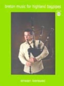 Breton Music For Highland Bagpipes Erwan Keravec laflutedepan