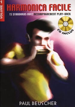 - Easy Harmonica Volume 1 - Partition - di-arezzo.es