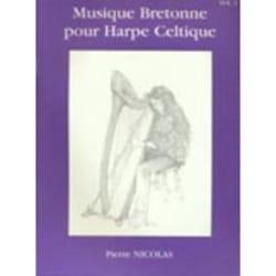 Musique Bretonne Pour Harpe Celtique - Volume 2 laflutedepan