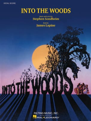 Into The Woods - Vocal Score Stephen Sondheim Partition laflutedepan
