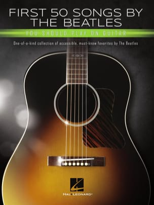 First 50 Songs by the Beatles Should Play on Guitar laflutedepan