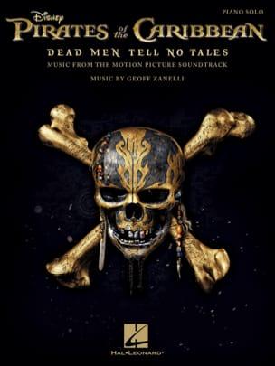 Pirates des Caraïbes 5 - Musique du Film DISNEY Partition laflutedepan