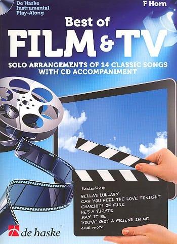 Best of film & TV - Partition - Cor - laflutedepan.com