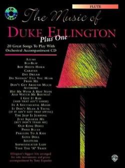 Duke Ellington - The music of Duke Ellington - Partition - di-arezzo.co.uk
