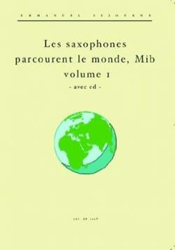 Les saxophones Mib parcourent le monde volume 1 laflutedepan