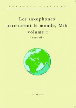 Emmanuel Séjourné et Philippe Velluet - MIBサックスは、世界のボリュームを旅します1 - Partition - di-arezzo.jp