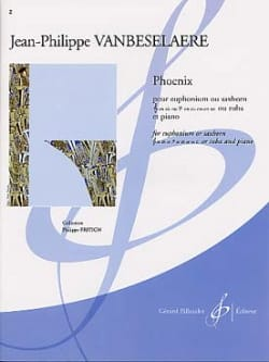 Phoenix Jean-Philippe Vanbeselaere Partition Tuba - laflutedepan