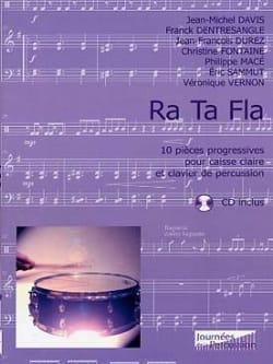 Ra Ta Fla Partition Caisse-claire - laflutedepan