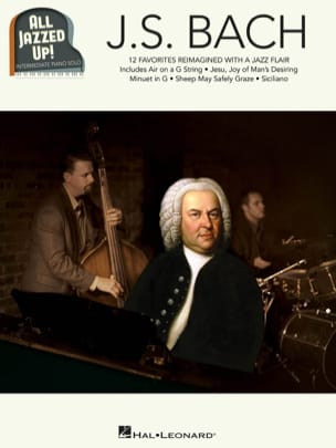 J.S. Bach - All Jazzed Up! BACH Partition Jazz - laflutedepan
