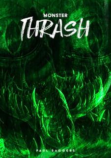 Monster Trash - Paul Saggers - Partition - laflutedepan.com