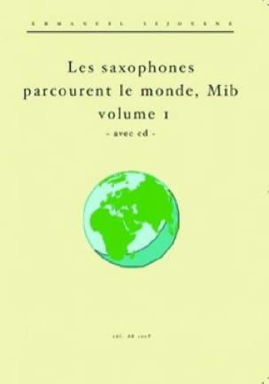 Les saxophones Mib parcourent le monde volume 1 - laflutedepan.com