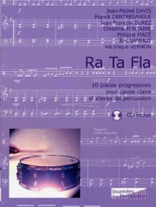 Ra Ta Fla - Partition - Caisse-claire - laflutedepan.com