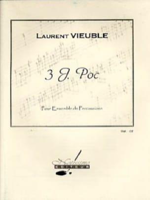 3 J. Poc - Laurent Vieuble - Partition - laflutedepan.com