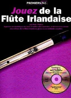 Jouez de la Flûte Irlandaise Partition laflutedepan