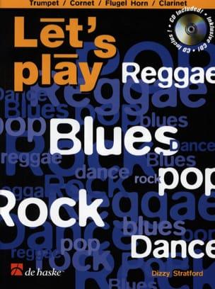 Let's Play Reggae, Blues, Pop Rock, Dance Dizzy Stratford laflutedepan