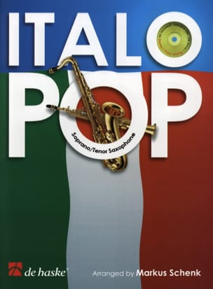Italo Pop Partition Saxophone - laflutedepan