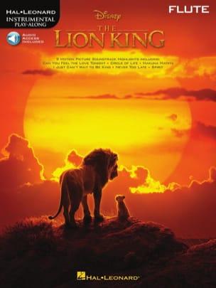 Le Roi Lion - Musique du film pour Flute DISNEY Partition laflutedepan