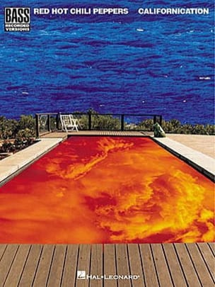 Californication Red Hot Chili Peppers Partition laflutedepan