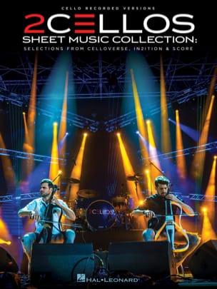2Cellos - 2 Cellos Sheet Music Collection - Partition - di-arezzo.fr