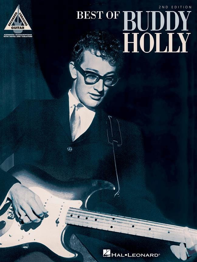 Recorded Versions Guitar - Buddy Holly - Partition - laflutedepan.com