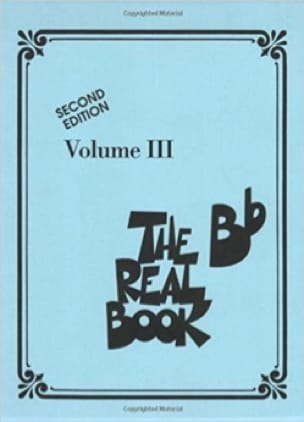 The Real Book - Volume 3 en Sib - Partition - laflutedepan.com