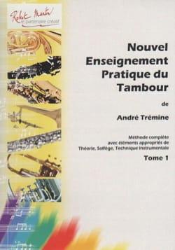 Nouvel Enseignement Pratique du Tambour Volume 1 laflutedepan