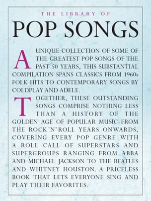 The Library Of Pop Songs - Partition - laflutedepan.com