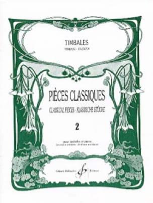 Pièces Classiques Volume 2 - Partition - laflutedepan.com