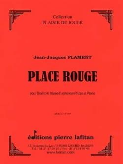 Place Rouge Jean-Jacques Flament Partition Tuba - laflutedepan