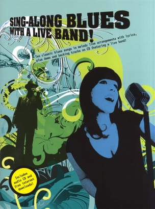 Sing-Along Blues With A Live Band - Partition - laflutedepan.com