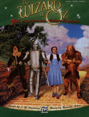 The Wizard Of Oz - 70th Anniversary Deluxe Songbook laflutedepan
