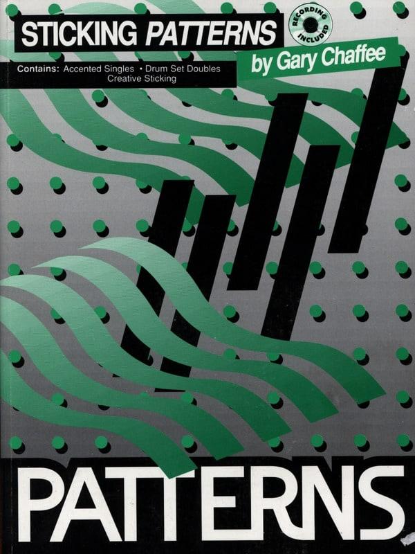 Sticking Patterns - Gary Chaffee - Partition - laflutedepan.com