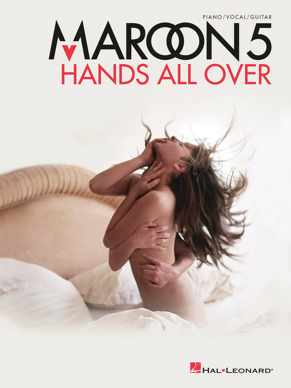 Hands All Over - Maroon 5 - Partition - Pop / Rock - laflutedepan.com