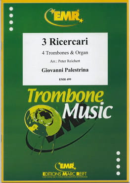 Ricercari IV / V / VII - Da Palestrina G. Pierluigi - laflutedepan.com