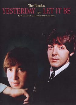 BEATLES - Yesterday / Let It Be - Partition - di-arezzo.co.uk